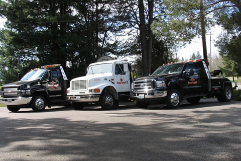 Summit Towing Fleet