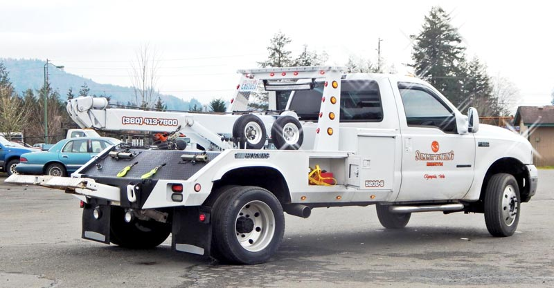 Company Vehicle Summit Towing